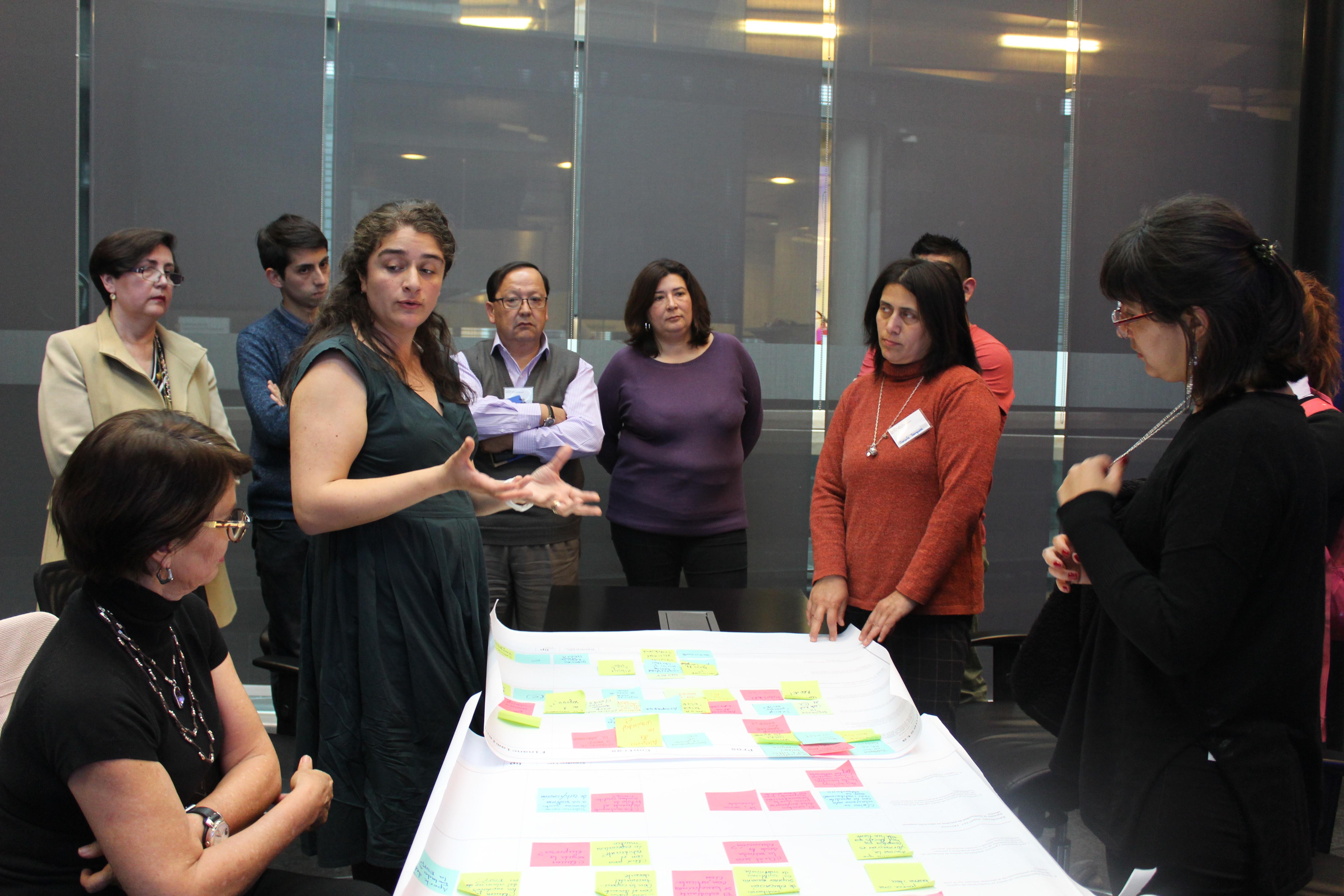 Más de 100 actores ligados a la educación técnica del país participaron en talleres para generar propuestas para el sector