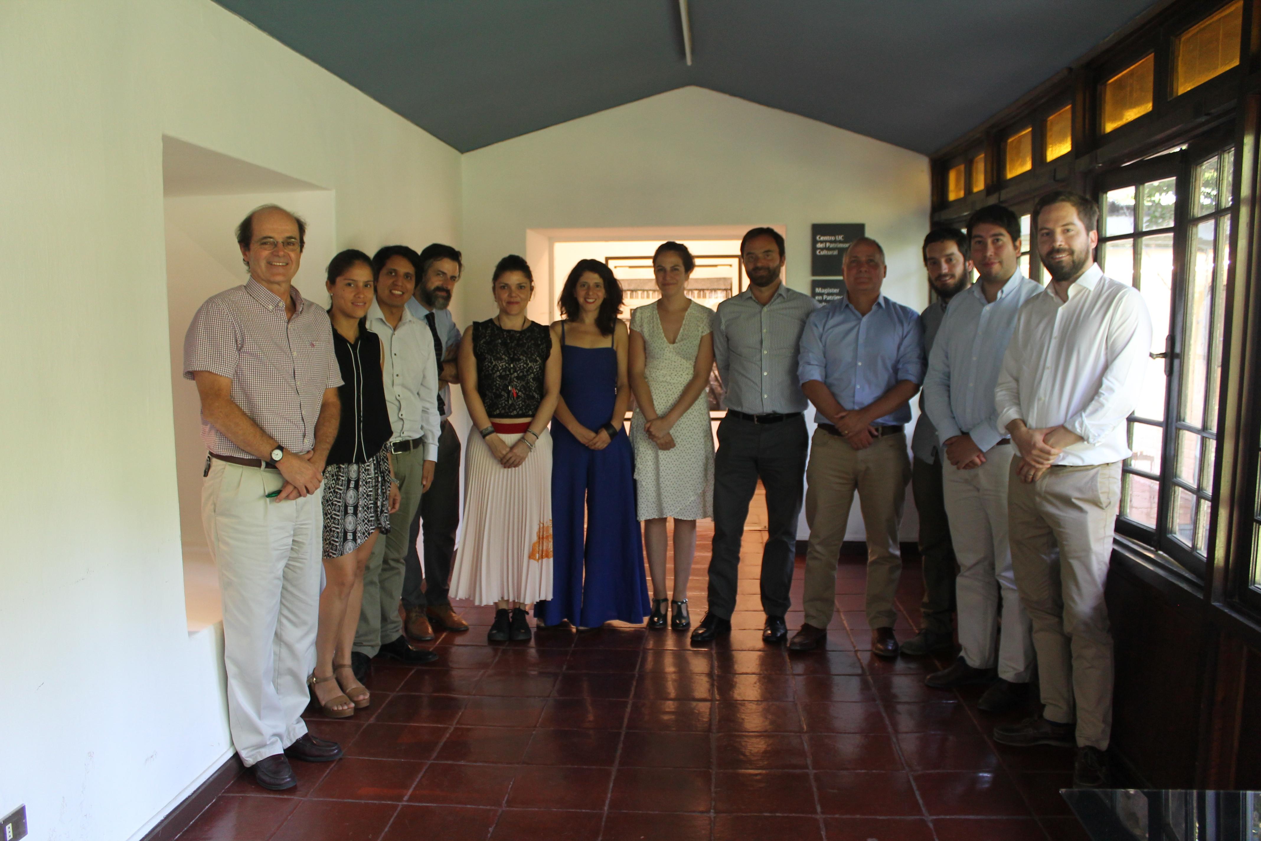 """""""Ciudad con Todos: diálogo para una densificación equilibrada"""" realiza su primera reunión de directorio"""